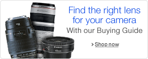 Camera Lens Buying Guide at Amazon.co.uk