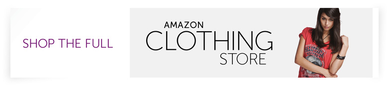 Shop the Full Amazon Clothing Store