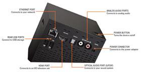 D-Link DGS-1008D Network details