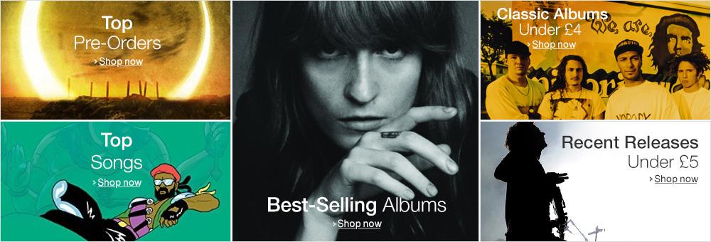 Digital Music Store