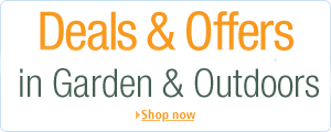 Deals and Offers in Garden and Outdoors