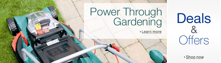 Power Through Gardening