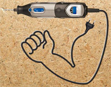 Dremel 4000 - The most powerful and precise multi tool