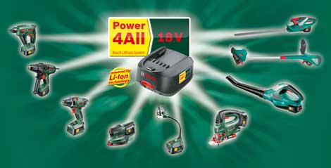 View the Power4All range