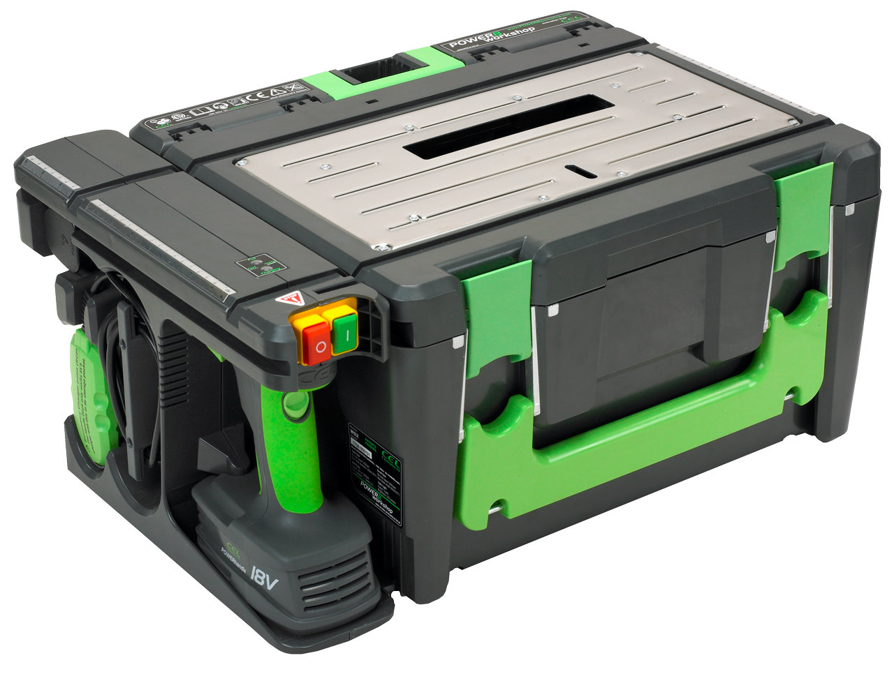 Power Tool Boxes