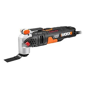 47% Off Worx Oscillating Multi-Tool with Accessories