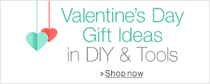 Valentine's Day in DIY and Tools