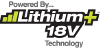 Powered by Lithium+