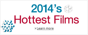 2014 Hottest Films