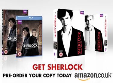 Amazon.co.uk : Sherlock 3