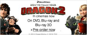 How to Train Your Dragon 2--Order Now