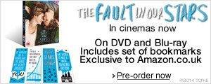 The Fault in Our Stars (Includes bookmarks -- Exclusive to Amazon.co.uk)--Order Now