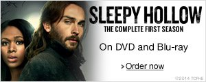 Sleepy Hollow: Season 1--Order Now