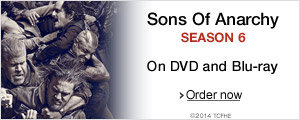 Sons of Anarchy - Season 6--Order Now
