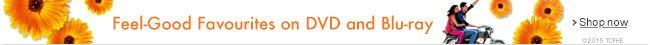 Feel-Good Favourites on DVD & Blu-ray