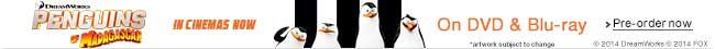 Penguins of Madagascar--Order Now