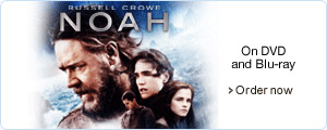 Noah on DVD and Blu-ray