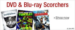 DVD & Blu-ray Scorchers