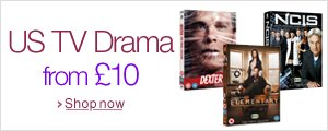 US TV Drama from £10