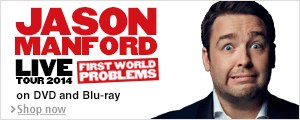 Jason Manford Live - First World Problems--Shop Now