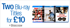Two Blu-ray Titles for �10--Shop Now