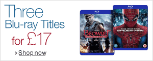 Three Blu-ray Titles for �17--Shop Now