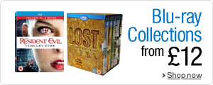 Blu-ray Collections from £12