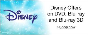 Disney BOGOF