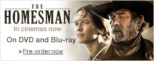 The Homesman--Shop Now