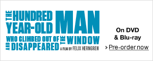 The Hundred-Year-Old Man Who Climbed Out The Window And Disappeared--Shop Now