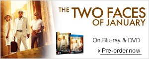 Two Faces of January--Pre-order Now on DVD and Blu-ray