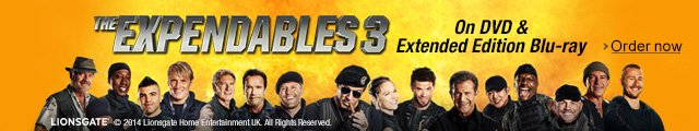 The Expendables 3 on DVD and Blu-ray--Shop Now