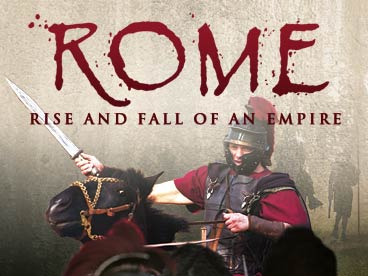 Roman empire rise and fall essay