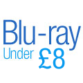 Blu-ray Under £8