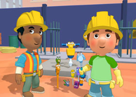 Disney Junior--Handy Manny
