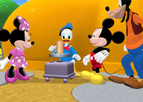 Disney Junior--Mickey Mouse