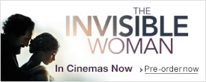The Invisible Woman on DVD and Blu-ray--Shop now