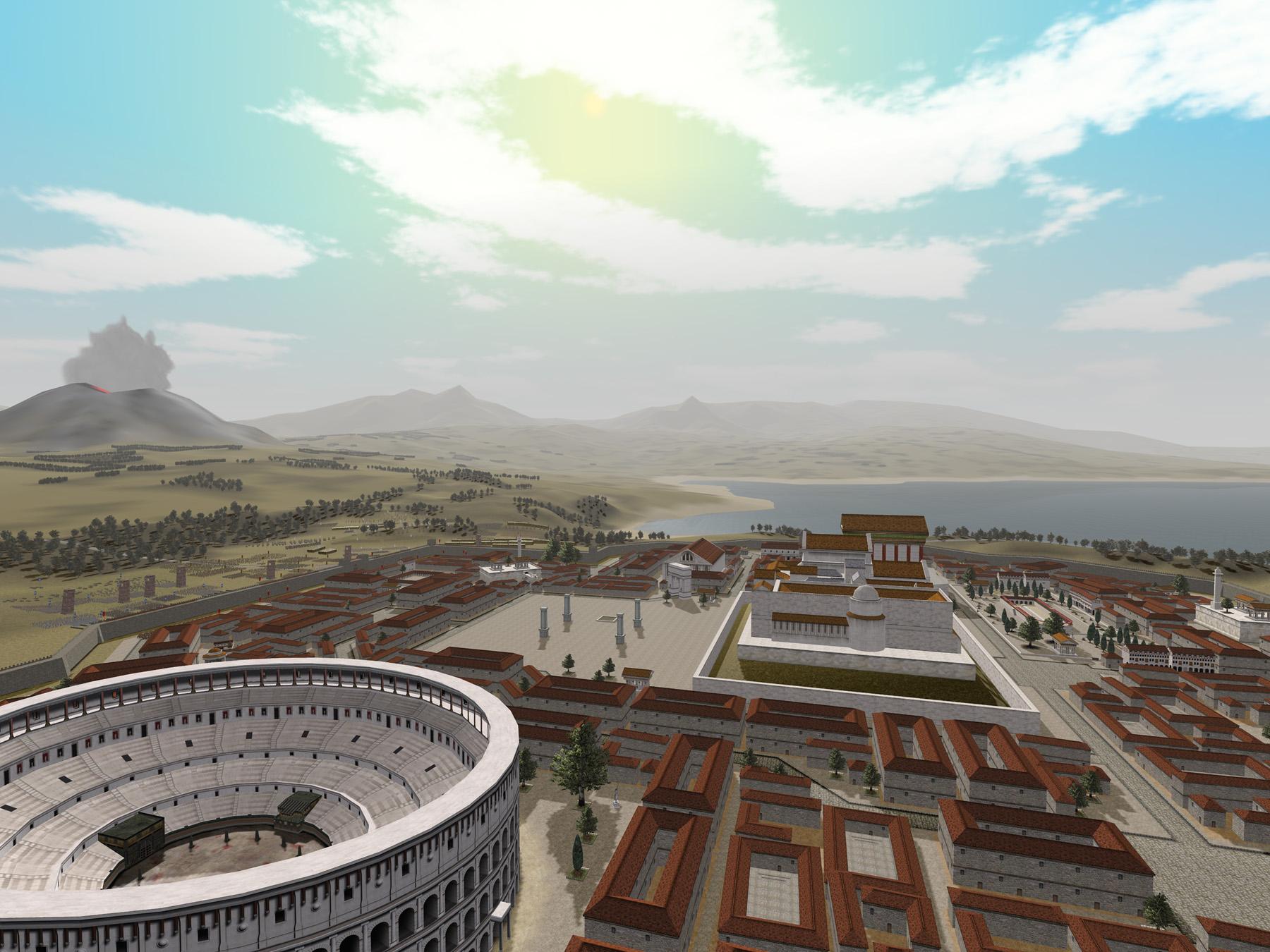 Rome Total War.