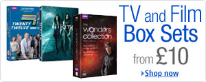 TV and Film Box Sets from �10