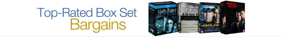 Top Rated Box Set Bargains