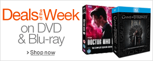 Deals of the Week on DVD and Blu-ray--Shop now