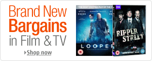 Brand New Bargains in Film and TV--Shop now