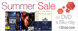 Summer Sale on DVD and Blu-ray--Shop now