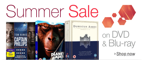 Summer Sale on DVD and Blu-ray