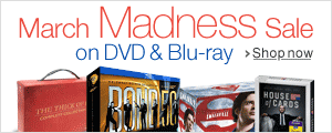 March Madness Sale in Film and TV--Shop now