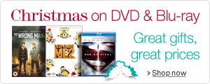 Christmas on Blu-ray and DVD