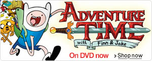 Adventure Time with Finn and Jake--Shop now