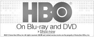 HBO on DVD and Blu-ray--Shop now