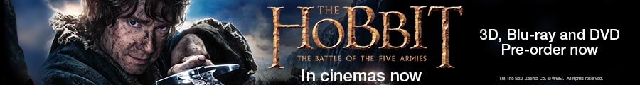 The Hobbit: The Battle of the Five Armies--Shop now