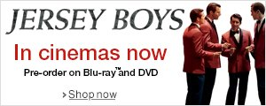 Jersey Boys on DVD and Blu-ray--Shop now